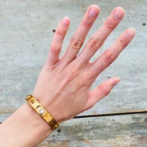 ♥️ Michael Kors ♥️ Gold & Diamond Bracelet